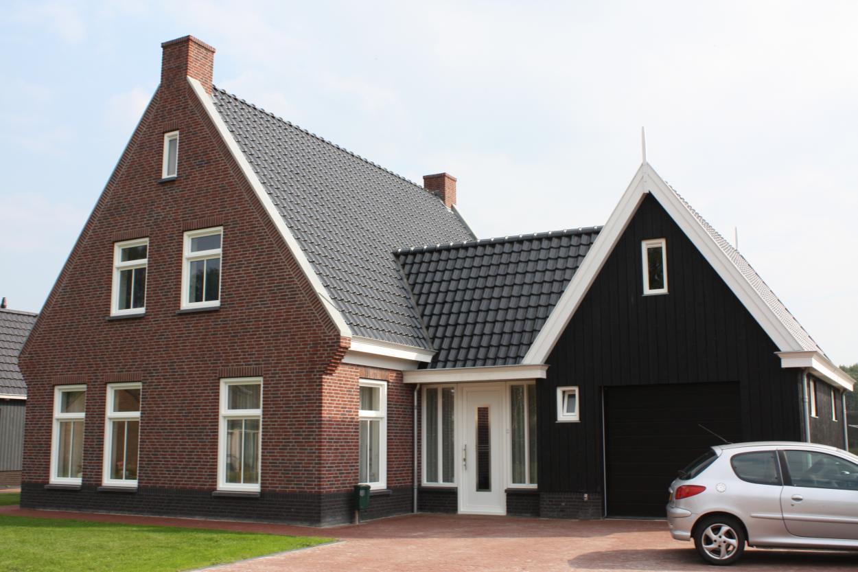 Woning lioessens bouwkundig ontwerp bureau meinsma for Ontwerp eigen huis